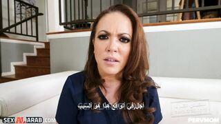 الام تمص زبنها في الصباح - سكس محارم مترجم